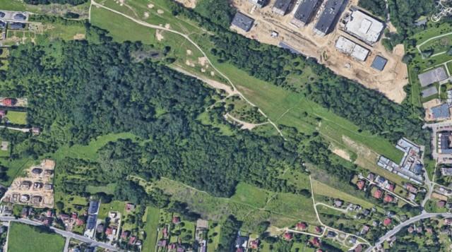 Rejon Słonej Wody to ogromny obszar zielony, gdzie może powstać park XXL, ale na razie droga do tego daleka