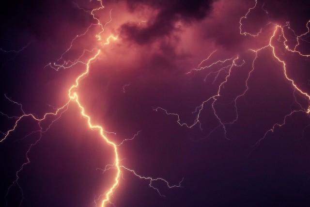 IMGW ostrzega przed burzami i opadami deszczu w Kujawsko-Pomorskiem