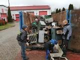 Mieszkańcy gmin Otyń, Nowe Miasteczko i Kożuchów włączyli się do zbiórki złomu, aby wesprzeć leczenie nastoletniej Inez