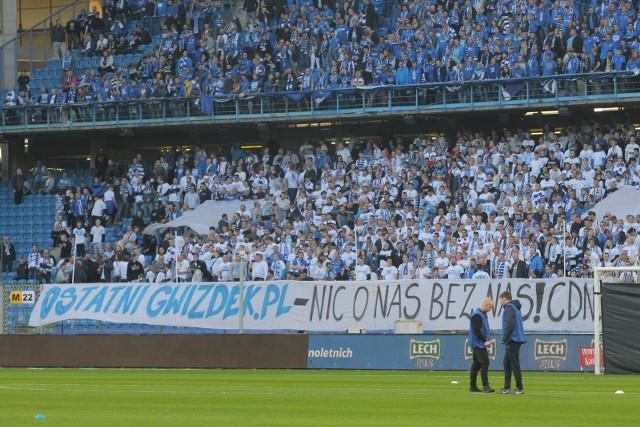 Akcja kibiców odbyła się na wielu stadionach w Polsce.