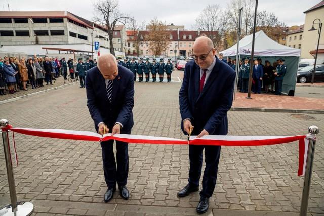 Od poniedziałku (4.11) Izba Administracji Skarbowej w Białymstoku ma nową siedzibę. Jej gruntowny remont kosztował ponad 15 mln zł