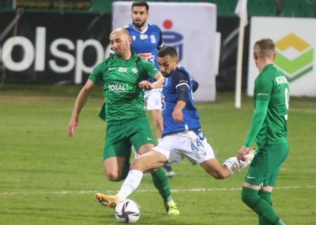 Derby Poznania odbędą się dopiero w listopadzie.