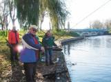 Jezioro Elckie: Woda czystsza, ale ryb niewiele
