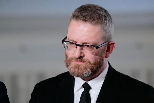 Grzegorz Braun ukarany za słowa pod adresem ministra zdrowia