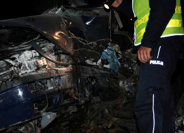 W wypadku w Krąplewicach zginęła jedna osoba, a jedna został ranna.