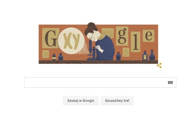 Google dało Doodle. Bohaterem obrazka jest dziś Nettie Stevens