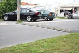 """Próg zwalniający i """"mijanki"""" zwiększą bezpieczeństwo na Parkowej w Krośnie Odrz. Koniec z szaleństwami młodych kierowców. Czemu tak późno?"""