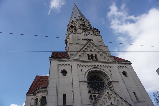 Kościół Ewangelicko-Augsburski św. Mateusza przy Piotrkowskiej 283;nf