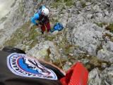 Tatry Słowackie. Polscy turyści potrzebowali pomocy, bo... zeszli ze szlaku w trudny teren