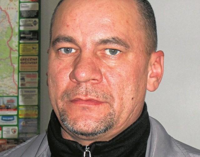 Padłem ofiarę ludzkiej złośliwości - mówi Tomasz Sawicki.