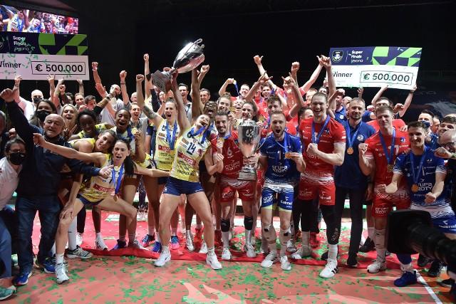 Siatkarze Grupy Azoty ZAKSA Kędzierzyn-Koźle wygraną w Lidze Mistrzów na stałe zapisali się w historii polskiej siatkówki.