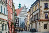 Klasztor dominikanów przy ul. Złotej w Lublinie z nową elewacją (ZDJĘCIA)