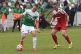 Warta Poznań - Jarota Jarocin 1:0. Zieloni wygrali po bramce w ostatnich minutach meczu [ZDJĘCIA]