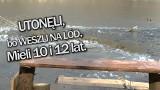 INFO Z POLSKI | Dwaj chłopcy nie żyją, bo weszli na cienki lód i nagi mężczyzna na ulicach Włocławka