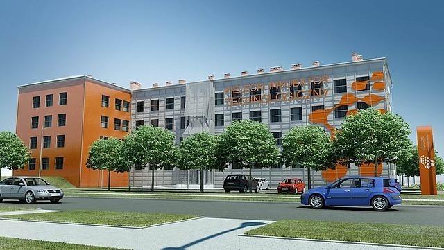 Tak ma wyglądać Kielecki Park Technologiczny - budynki przy ulicy Olszewskiego.