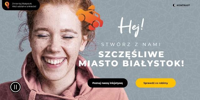 """""""Strategia Rozwoju Miasta Białegostoku na lata 2021 - 2030"""""""