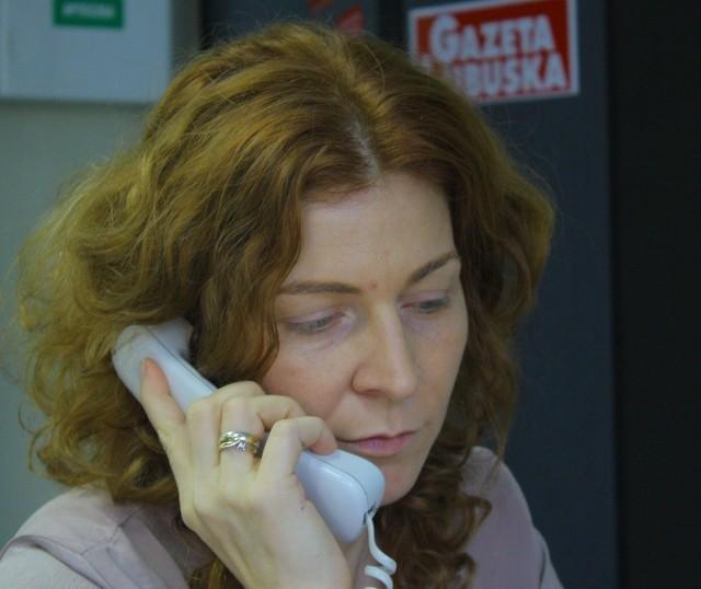 """Sylwia Litka ze Związku Międzygminnego """"Eko-Przyszłość"""""""