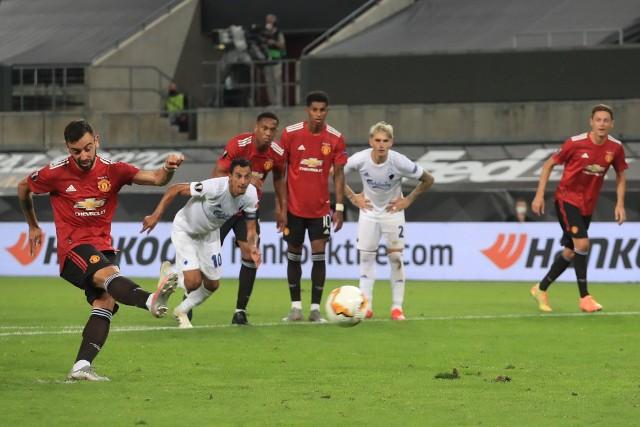 Trzeba było dogrywki. Manchester w półfinale Ligi Europy