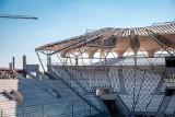 A gdzie będzie galera na nowym stadionie ŁKS? - pytają kibice [NAJNOWSZE ZDJĘCIA]