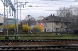 Gliwice i Zabrze z okien pociągu. Pasażerowie widzą nie tylko gruz, śmieci, rurociąg, familoki