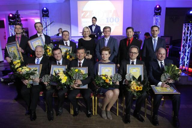 Złota dziesiątka wśród stu największych świętokrzyskich firm