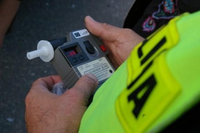 Obywatelskie ujęcie pijanego kierowcy w Tuszynie