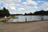 38-latek utopił się w Zalewie Bachmaty w Dubiczach Cerkiewnych