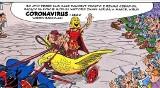 Asteriks i Obeliks w Italii. Twórcy komiksu przewidzieli koronawirusa w 2017 roku?