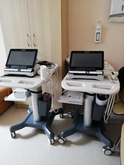 Wieliczka przekazała dotację (ok. 400 tys. zł) na zakup aparatury medycznej i wyposażenia dla Szpitala Żeromskiego w Krakowie i Krakowskiego Pogotowia Ratunkowego