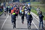 Rywalizowali na trasach biegowych nad Zalewem Zemborzyckim