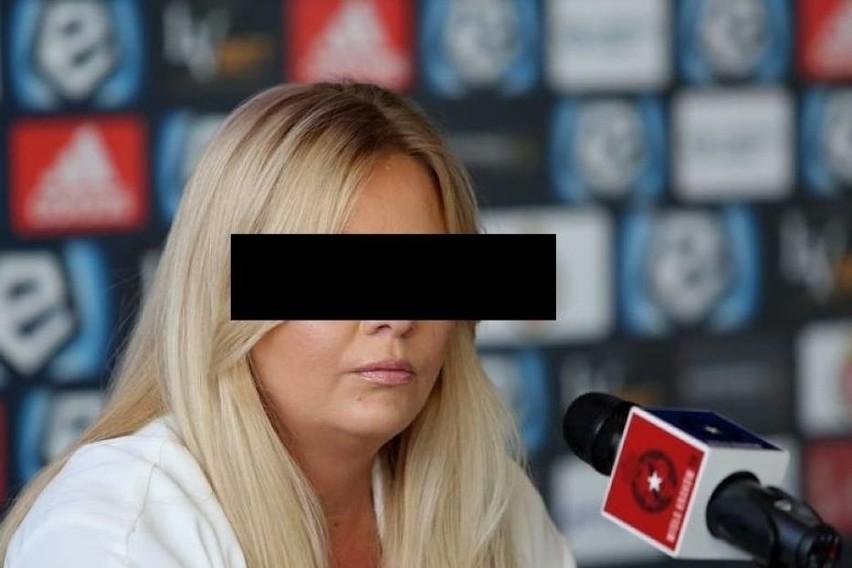 Podejrzana Marzena S.