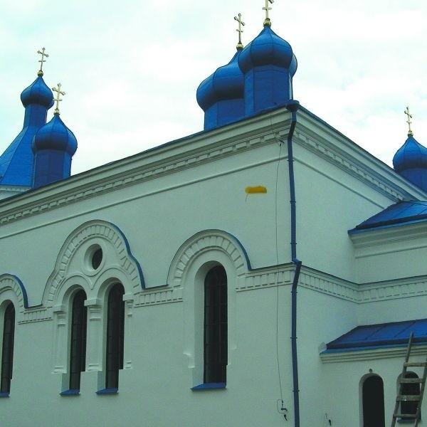 Cerkiew Zaśnięcia Najświętszej Marii Panny w Kleszczelach