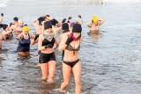 Sezon na morsowanie dobiega końca. To był rekordowy rok! Przybyło miłośników mroźnych kąpieli (ZDJĘCIA)