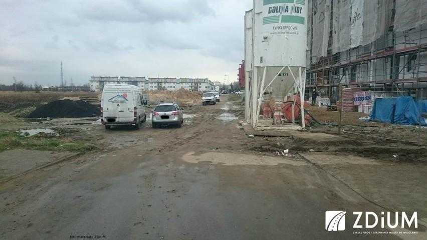 Będą budować drogi na północy Wrocławia. Jakie?
