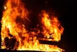 Gmina Żary. Samochód strażacki spłonął w pożarze zboża w Lubomyślu. Jak to możliwe?