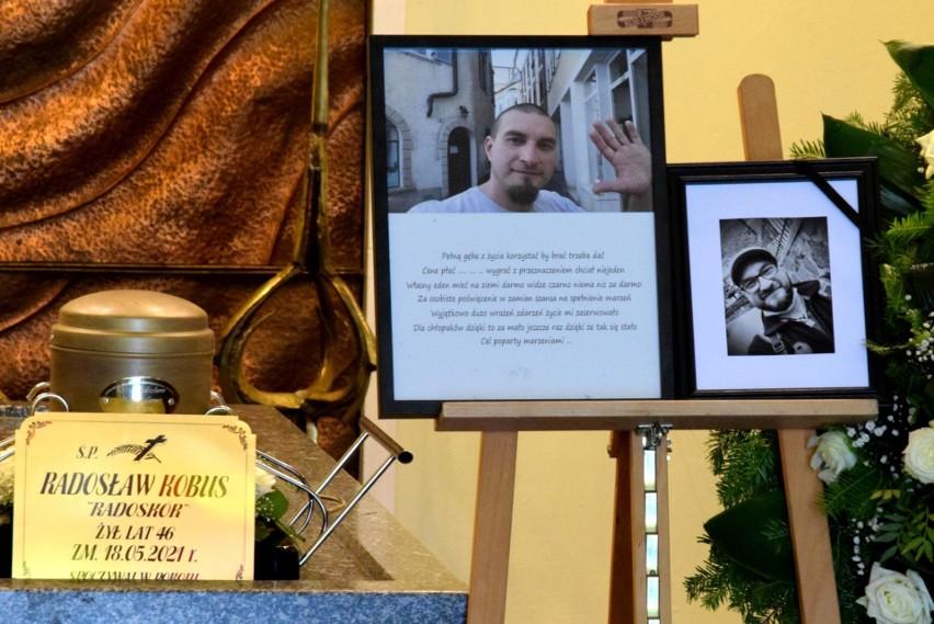 W czwartek, 1 lipca na cmentarzu w Cedzynie pożegnaliśmy...