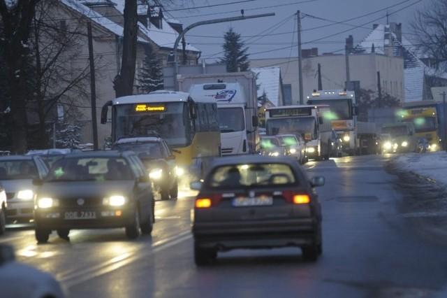 Węzeł nad obwodnicą w rejonie ulicy Sobieskiego i Budowlanych przyczyniłby się do rozładowania korków w Opolu.