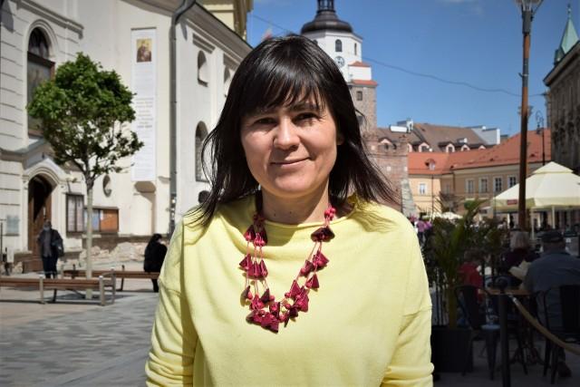 Dorota Kaczmarkowska, psycholog z Lublina