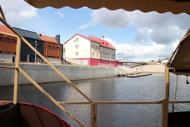 Przebudowa portu kosztowała 30 mln zł.
