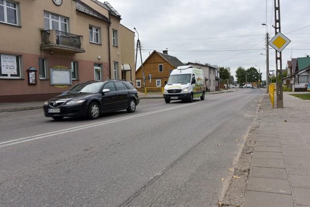 Wktótce ruszy modernizacja ulicy Białostockiej. Dzięki temu poprawi się tu bezpieczeństwo.