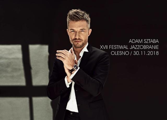 Gwiazdą Jazzobrania 2018 w Oleśnie będzie Adam Sztaba.