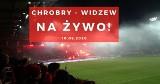 Chrobry Głogów - Widzew Łódź wynik meczu. Kolejna porażka łodzian!