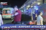 Turcja. Zamach terrorystyczny w Stambule YOUTUBE. Wybuch bomby na lotnisku (wideo)