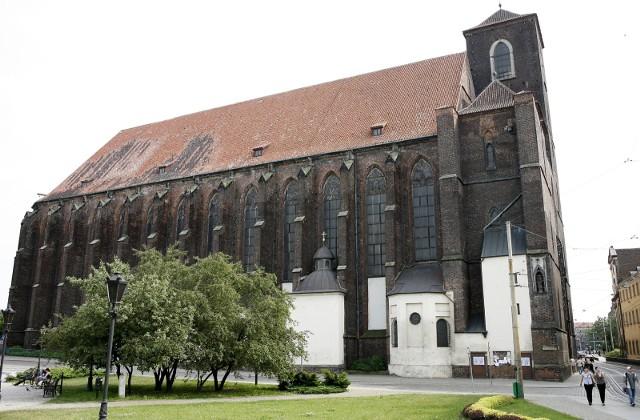 Kościół Najświętszej Maryi Panny na Piasku we Wrocławiu