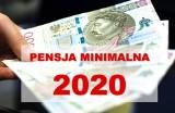 Pensja minimalna 2020. Ile dostaniesz na rękę? Najniższa płaca/minimalne wynagrodzenie: netto, brutto [15.08.20]