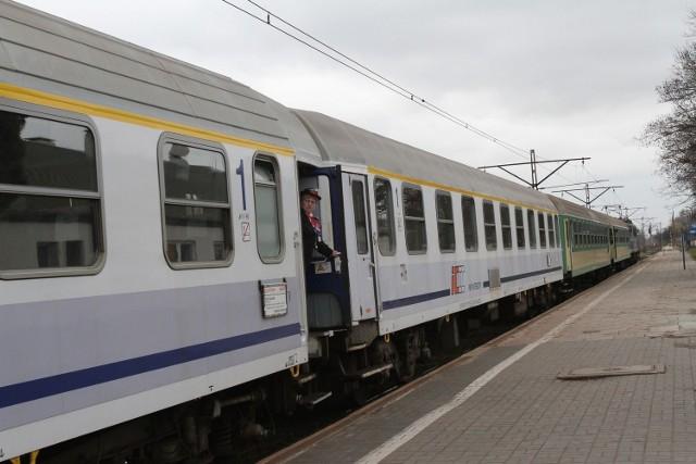 Nie będzie pociągów do Radomia i Lublina