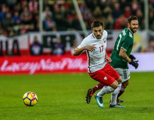Maciej Makuszewski nauczył się profesjonalnej piłki będąc młodym uczniem Szkoły Mistrzostwa Sportowego w Łodzi. Gdyby nie kontuzja, Adam Nawałka zabrałby do na mundial