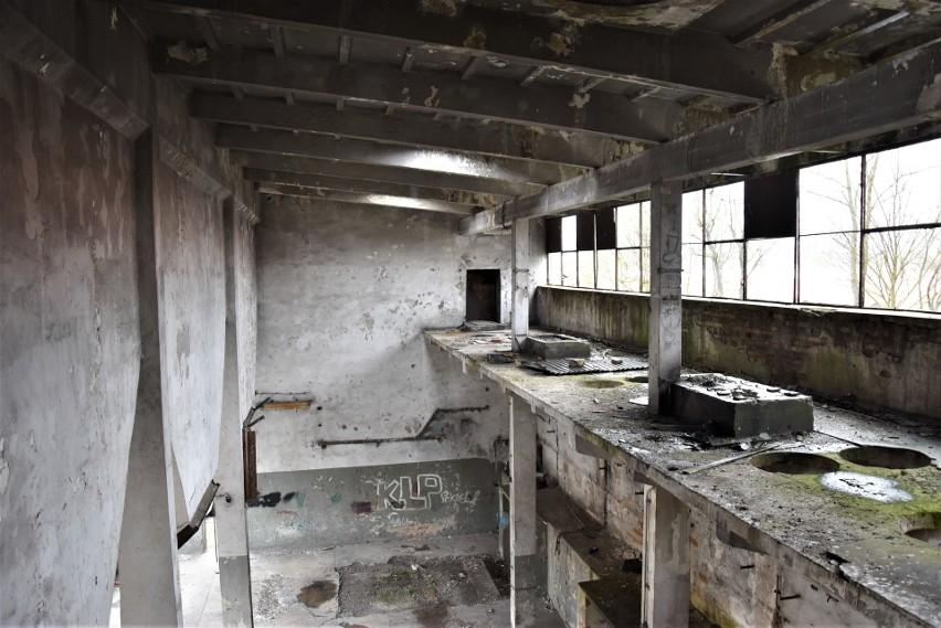 Budynek ciepłowni na osiedlu Dambonia ma być wyburzony w ciągu miesiąca.