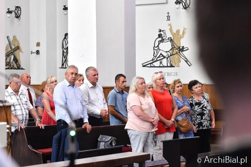 Bp Bronakowski podczas uroczystej mszy przywołał słowa...