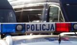 Wypadek na drodze krajowej nr 12 koło Głogowa